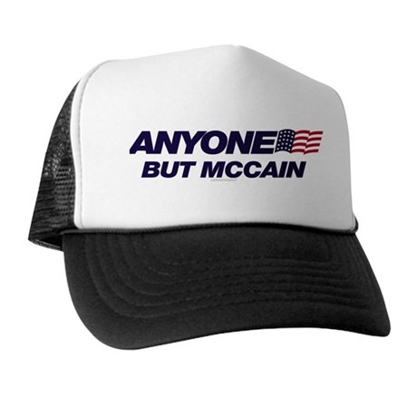 Anyone But McCain Trucker Hat