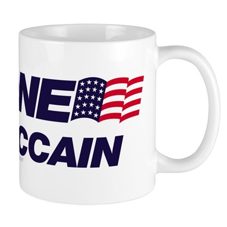 Anyone But McCain Mug