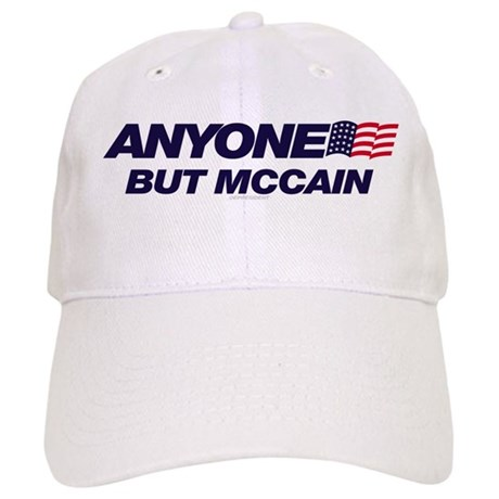 Anyone But McCain Cap
