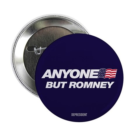 "Anyone But Romney 2.25"" Button (100 pack)"