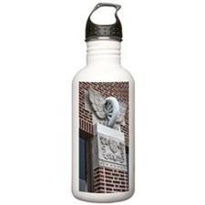 Funny Grinnell Water Bottle