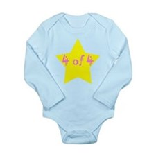 Cool Family and baby Long Sleeve Infant Bodysuit