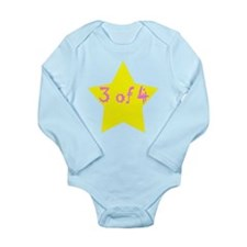 Unique Family and baby Long Sleeve Infant Bodysuit