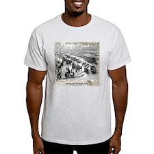 The Jms Project Album Cover T-Shirt