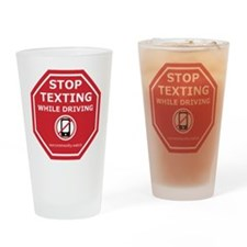 Funny Safety Drinking Glass
