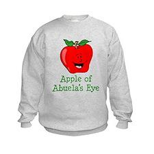 Apple of Abuela's Eye Sweatshirt