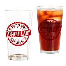 Unique Cafeteria Drinking Glass