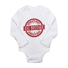 World's Best Big Brother Body Suit