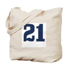 Deluded 21 Tote Bag