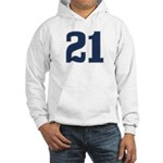 Deluded 21 Hooded Sweatshirt