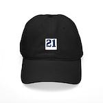 Deluded 21 Black Cap
