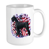 Giant Schnauzer Patriot Mug