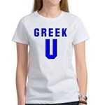 Greek U Women's T-Shirt