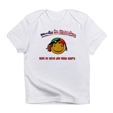 Cute Saint kitts and nevis Infant T-Shirt