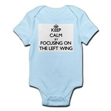 Keep Calm by focusing on The Left Wing Body Suit