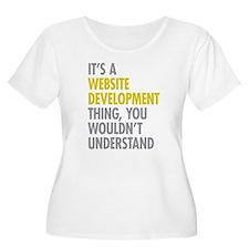 Website Devel T-Shirt