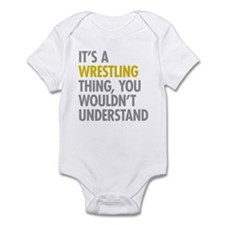 Its A Wrestling Thing Onesie