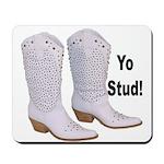 Yo Stud Mousepad