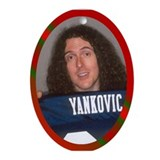 Weird Al Ornament