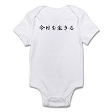 live for today Infant Bodysuit