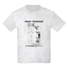 Ferret Teamwork T-Shirt