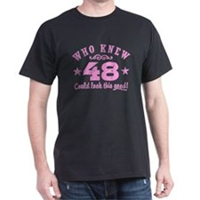 Funny 48th Birthday T-Shirt