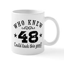 Funny 48th Birthday Mug