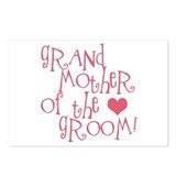 Grandmother of the Groom Postcards (Package of 8)