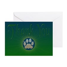 Thank You Card 3 Greeting Cards