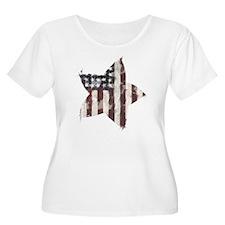 Patriotic Sta T-Shirt