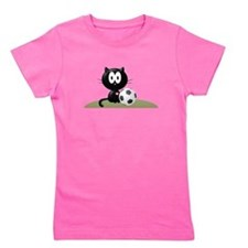 Unique Kitten Girl's Tee