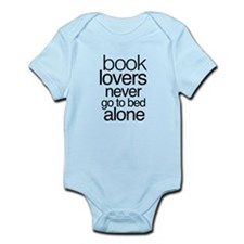 Book lovers never go to bed alone Body Suit