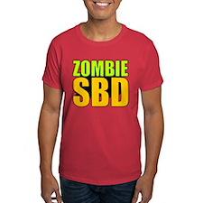 ZOMBIE SBD T-Shirt