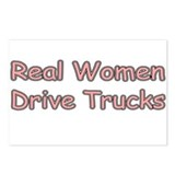 Trucks Postcards (Package of 8)