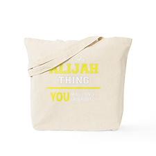 Unique Alijah Tote Bag
