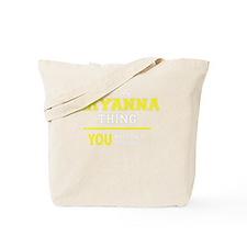Unique Aryanna's Tote Bag