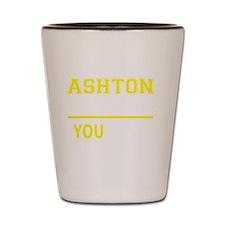 Cool Ashton Shot Glass