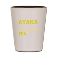 Cute Ayana Shot Glass