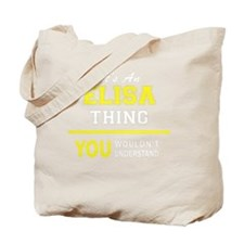 Unique Elisa Tote Bag