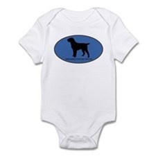 Wirehaired Pointing Griffon ( Infant Bodysuit
