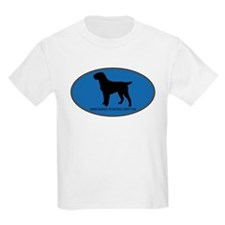 Wirehaired Pointing Griffon ( T-Shirt