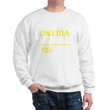 Funny Oneida Jumper