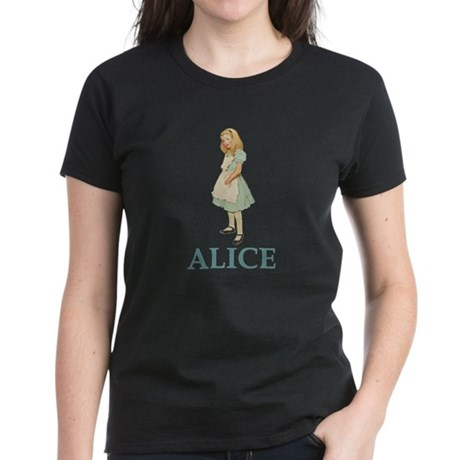 ALICE Women's Dark T-Shirt