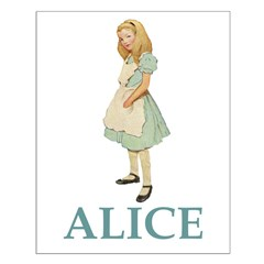 ALICE Small Poster