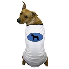 Australian Cattle Dog (oval-b Dog T-Shirt