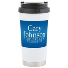 Cute 2012 election Stainless Steel Travel Mug