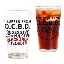 Obsessive Compulsive Blackjack Disorder Drinking G