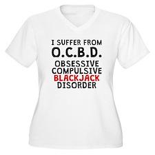 Obsessive Compulsive Blackjack Disorder Plus Size