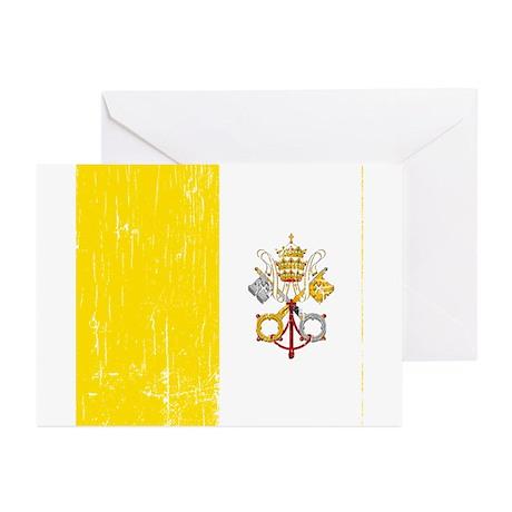Vintage Vatican Greeting Cards (Pk of 10)
