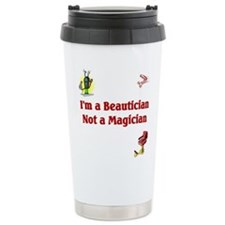 Cute Hair stylist Travel Mug
